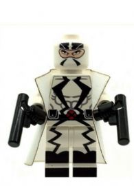 Fantomex (X-Men) - Custom Designed Minifigure